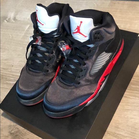 buy popular 49ed5 41d0e Jordan retro 5s NWT